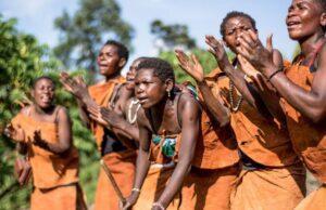 Enticing Batwa cultural safari