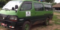 4x4 Safari van for Hire