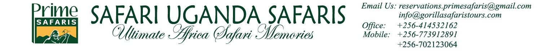 Safari Uganda Safaris Logo