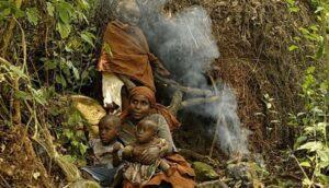 Batwa pigmies