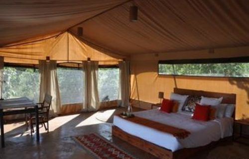 Eco science luxury lodge
