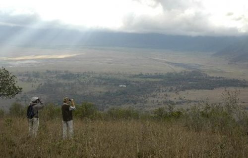 Nature walks in ngorongoro