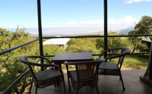 Ngorngoro lodge & camp site