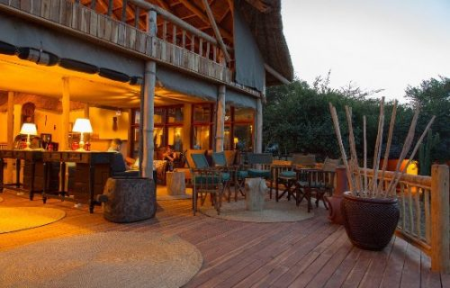 Ngorongoro forest tented lodge